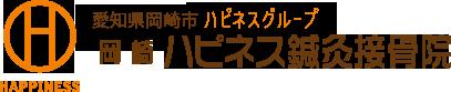 愛知県岡崎市 ハピネスグループ 岡崎ハピネス鍼灸接骨院